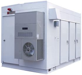 Gas Purifier Outdoor Enclosure